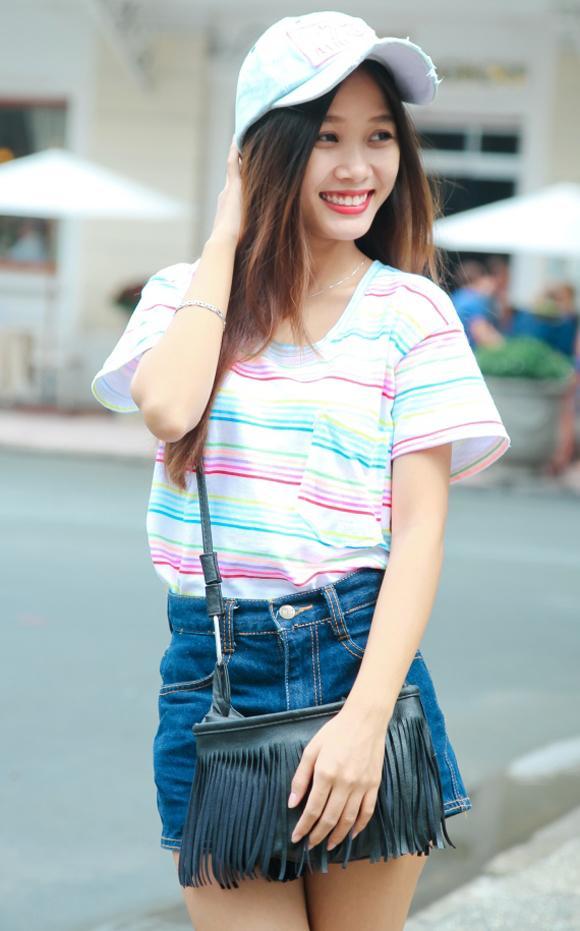 Quần short và áo phông cực chất
