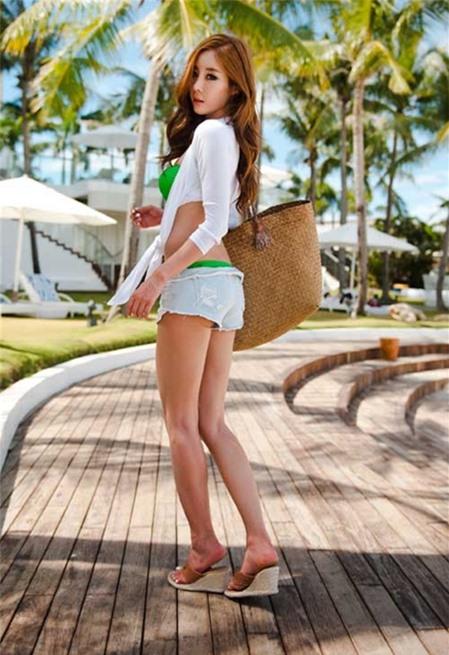 Túi cói thời trang cho cô nàng ngày nắng
