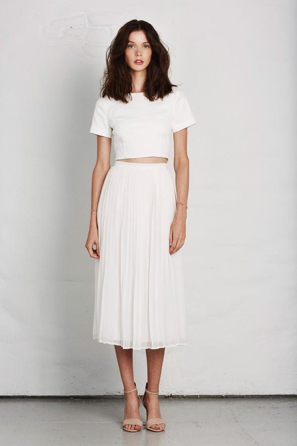 váy midi