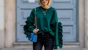 xu hướng thời trang 2017