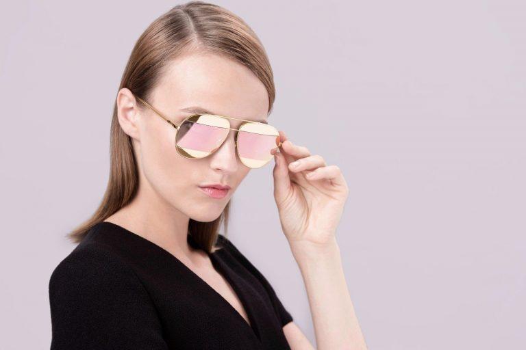 kính mắt thời trang Dior