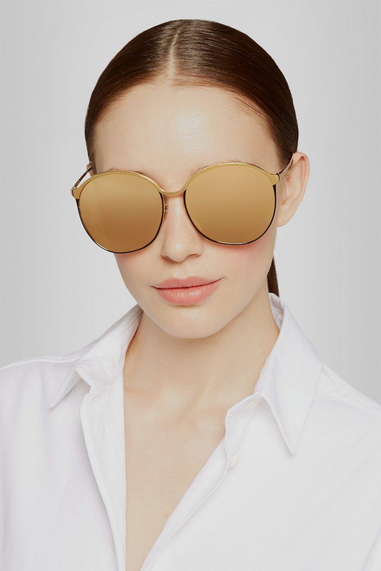 kính mắt thời trang LINDA FARROW