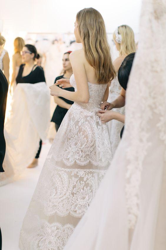 Váy cưới cho cô nàng có dáng người nhỏ nhắn