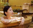 Tắm trở thành tục lệ thư giãn mỗi tuần