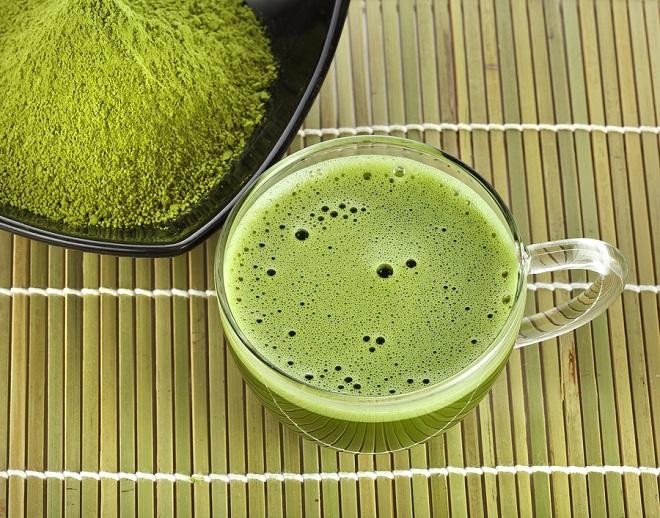 Tân dụng trà xanh để làm đẹp