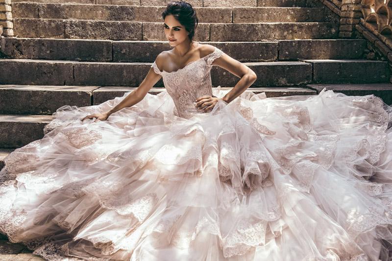 váy cưới, bộ sưu tập váy cưới, váy cưới 2017