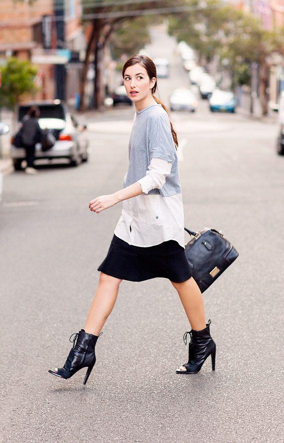thời trang công sở, làm mới thời trang công sở, tư vấn làm mới cho cô nàng công sở