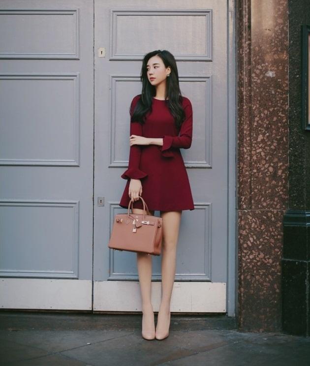 thời trang mùa thu, trang phục mùa thu, mùa thu mặc gì cho đẹp