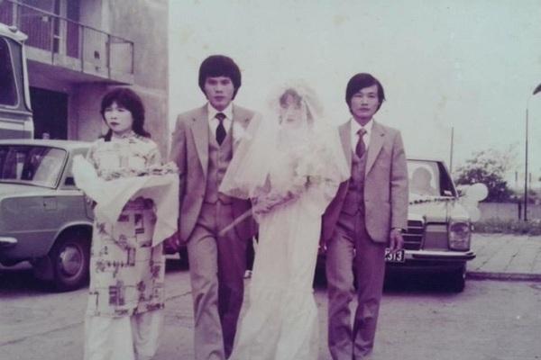 thời trang cưới