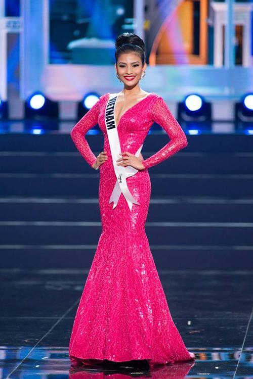 bộ sưu tập những trang phục dạ hội mà người đẹp Việt trưng dụng trên đấu trường quốc tế