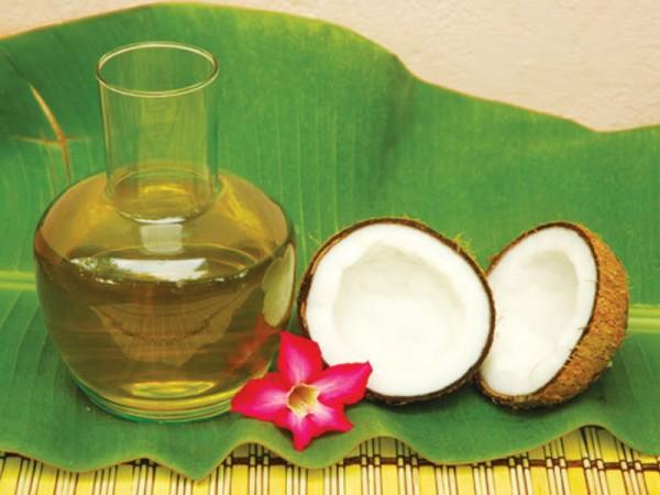 Cách làm trắng da toàn thân với Cà phê và dầu dừa