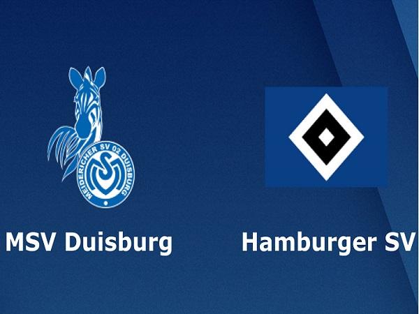 Nhận định Duisburg vs Hamburg