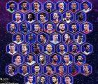 """Real Madrid áp đảo trong danh sách đề cử """"Đội hình của năm 2018"""""""