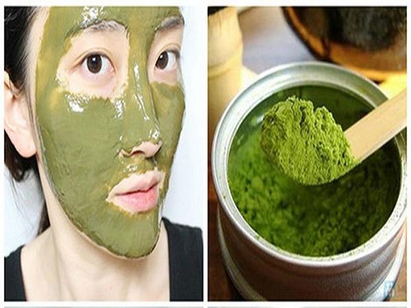 Mách bạn đắp mặt nạ trà xanh cho từng loại da