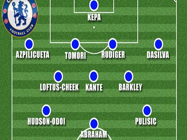 Đội hình đáng gờm của Chelsea dù bị FIFA cấm chuyển nhượng