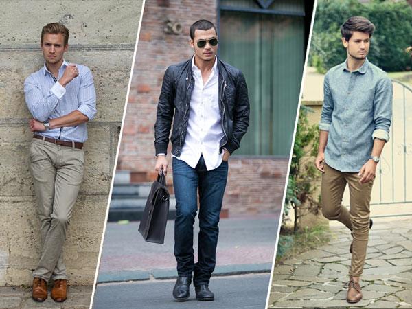 cách phối giày với quần jean nam chuẩn nhất