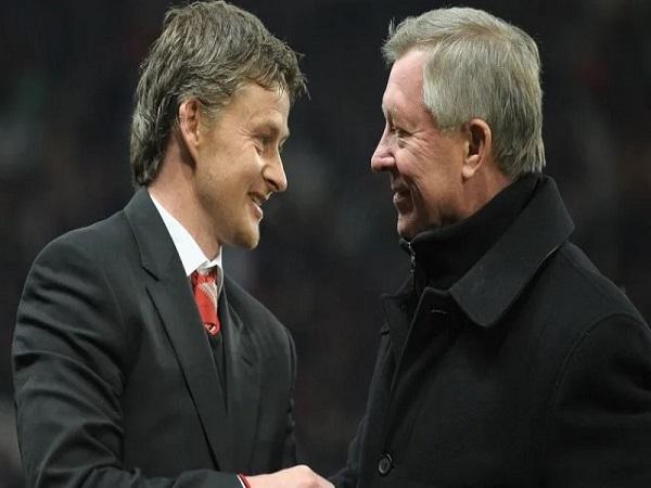 Solskjaer chính thức ký hợp đồng với Man Utd