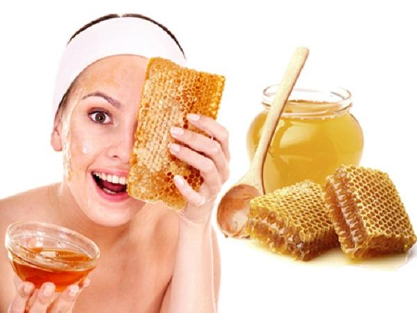 Cách Trị mụn đầu đen bằng mật ong