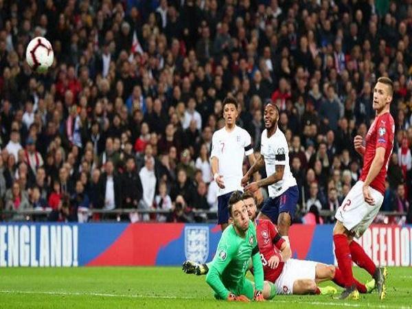 Tuyển Anh hủy diệt Czech 5-0 ở VL Euro 2020