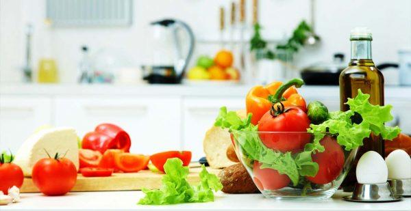 cách giảm cân hiệu quả bằng ăn nhiều rau và trái cây