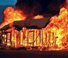 Mơ thấy nhà cháy có điềm báo gì?
