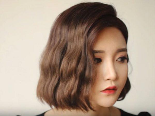 Những kiểu tóc ngắn đẹp năm 2019