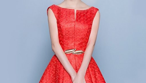 Mẫu váy dạ hội ngắn