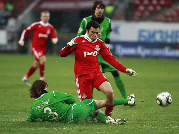 Rubin Kazan Vs Lokomotiv Moscow