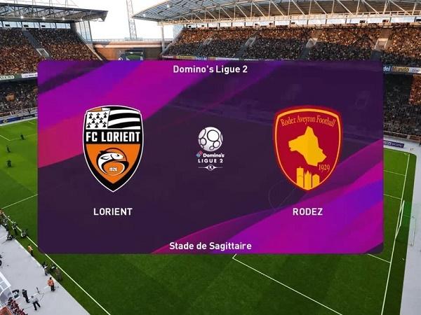 Nhận định Lorient vs Rodez, 1h45 ngày 24/09