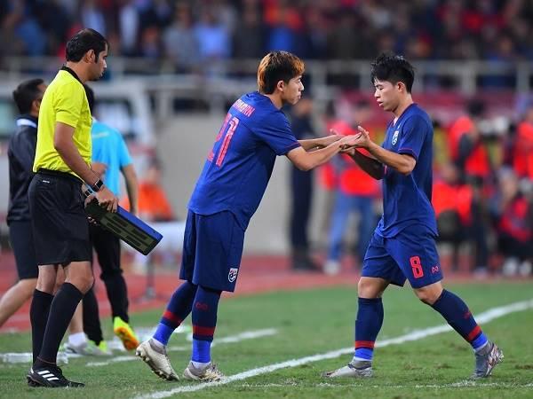U22 Thái Lan tổn thất lớn trước thềm SEA Games 30