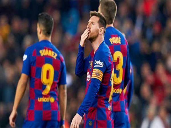 Phong độ Bóng vàng của Messi là chưa đủ