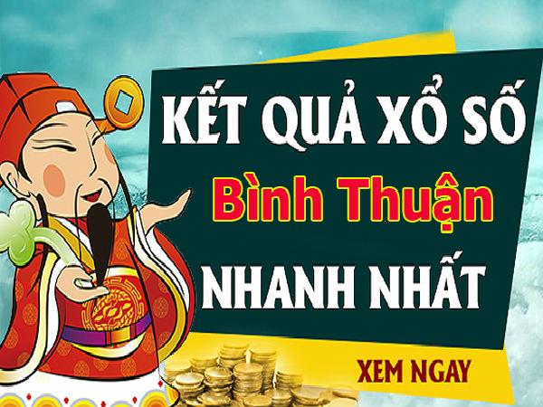 soi cầu xổ số Bình Thuận 16/01