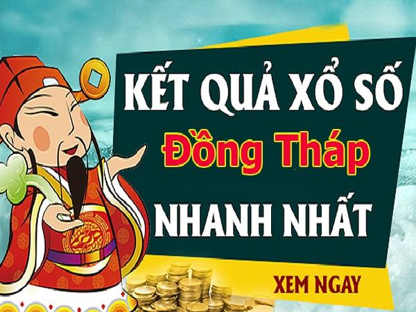 Soi cầu XS Đồng Tháp chính xác thứ 2 ngày 13/01/2020