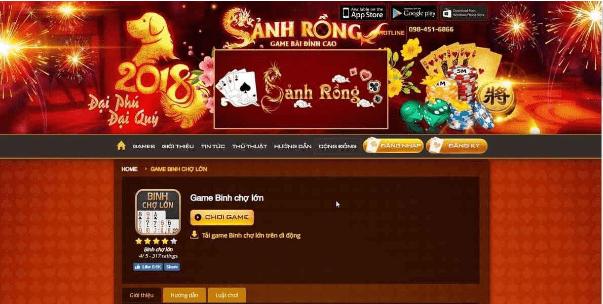 Khám giá game bài sảnh rồng đổi thẻ phiên bản mới nhất