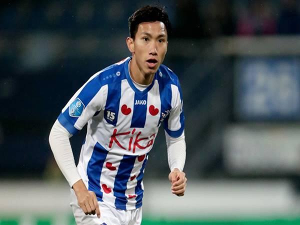 Đóng góp của Văn Hậu ở SC Heerenveen là gì?