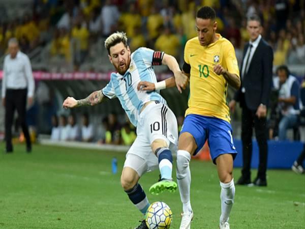 Messi sẽ đối đầu với Neymar vào tháng 9 năm nay