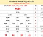 Nhận định KQXSMB- xổ số miền bắc ngày 15/07 tỷ lệ trúng lớn