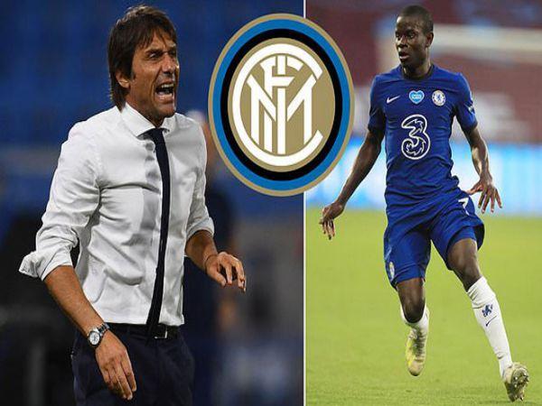 Chuyển nhượng trưa 15/8: Inter Milan nhắm mua Kante