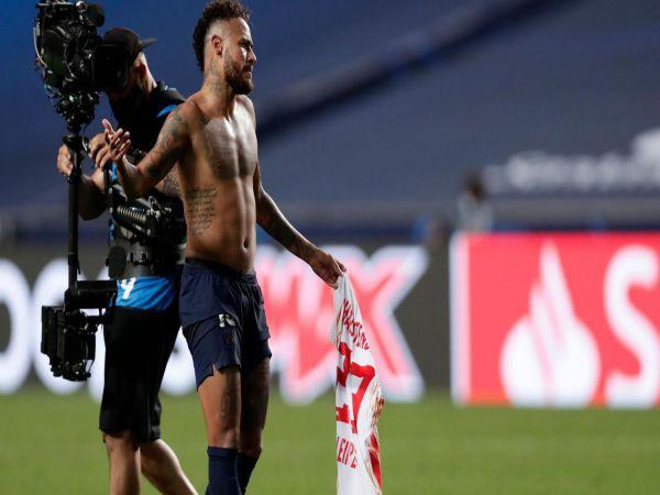 Tin bóng đá sáng 19/8: Neymar bị cấm đá chung kết Champions League