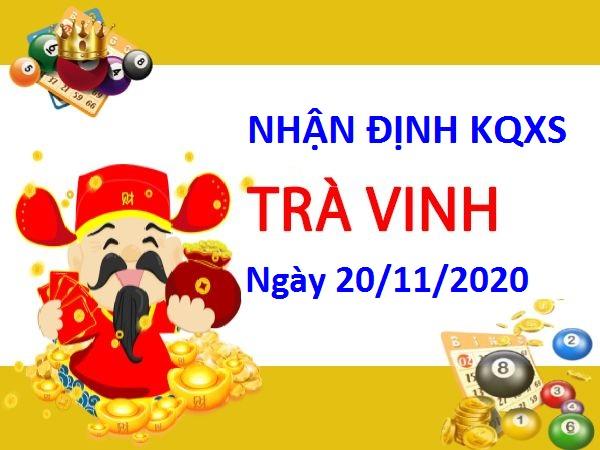 Nhận định KQXSTV ngày 20/11/2020