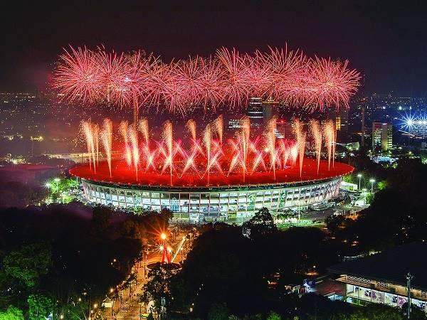 Chiêm ngưỡng Top 5+ sân vận động đẹp nhất Đông Nam Á hiện nay