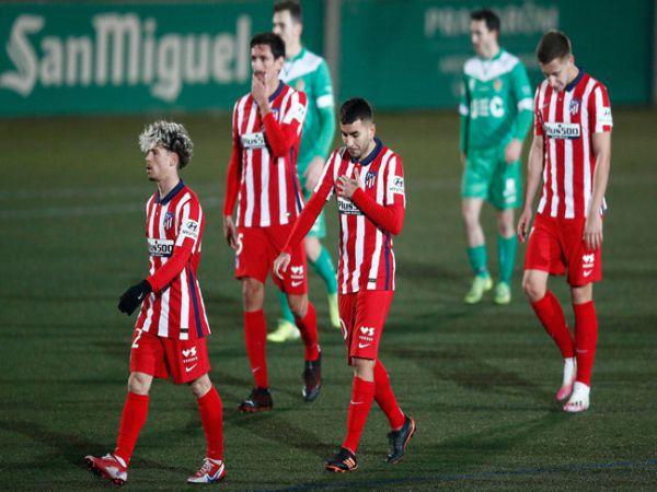 Tin thể thao chiều 18/2: Atletico lại hòa, Real, Barca hi vọng tranh vô địch