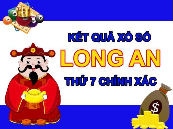 Soi cầu XSLA 27/3/2021 chốt bạch thủ lô Long An thứ 7