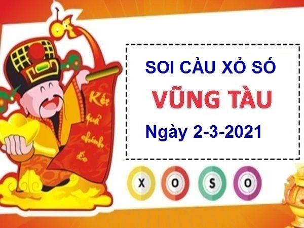 Soi cầu XSVT ngày 2/3/2021