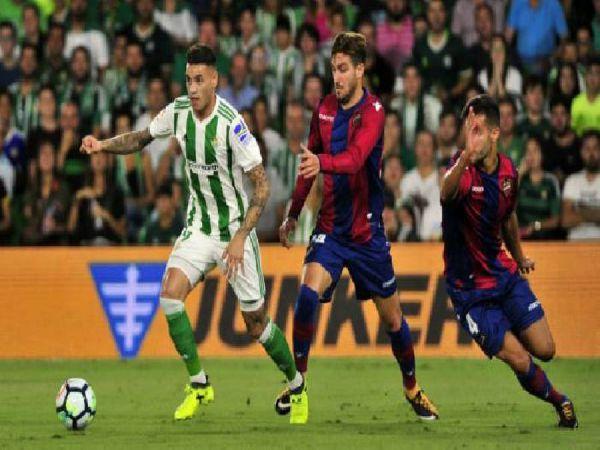 Soi kèo Betis vs Levante, 03h00 ngày 20/3 - La Liga