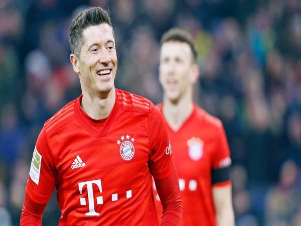 Tin thể thao 18/3: Lewandowski bất ngờ tiết lộ thần tượng của mình