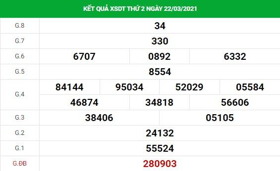 Soi cầu dự đoán XS Đồng Tháp Vip ngày 29/03/2021