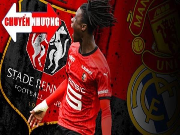 Tin chuyển nhượng 1/4: Camavinga sắp chuyển tới Ngoại hạng Anh