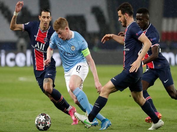 Soi kèo Man City vs PSG, 02h00 ngày 5/5 - Cup C1 Châu Âu