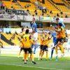 Tin bóng đá Anh 10/5: Traore tỏa sáng giúp 'Bầy sói' có 3 điểm